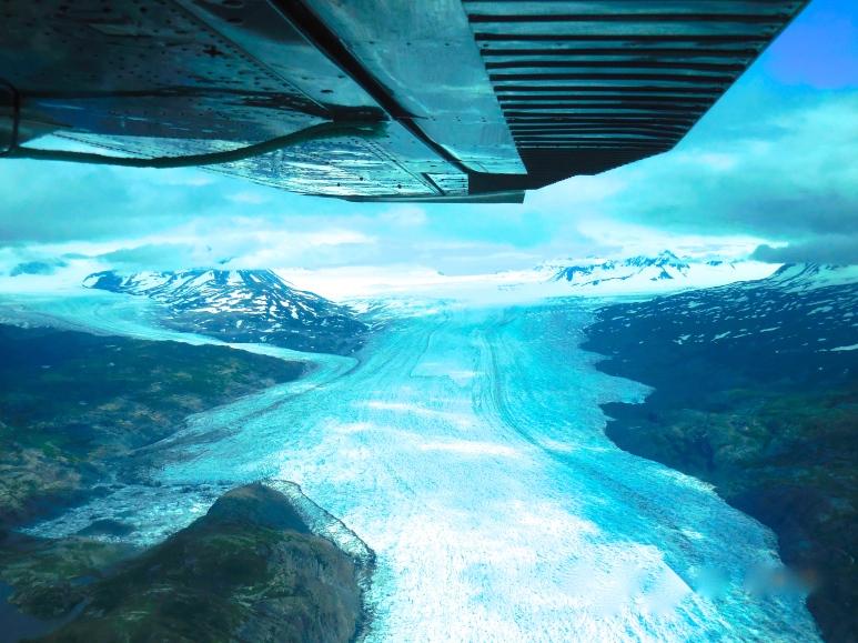 glacierfromabove